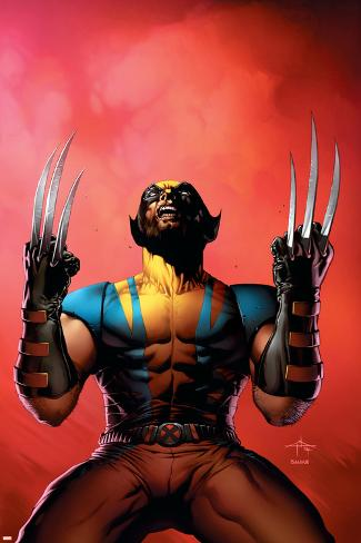 Astonishing X-Men No.1 Cover: Wolverine Poster