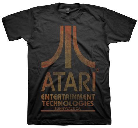 Atari - Atari Logo T-Shirt