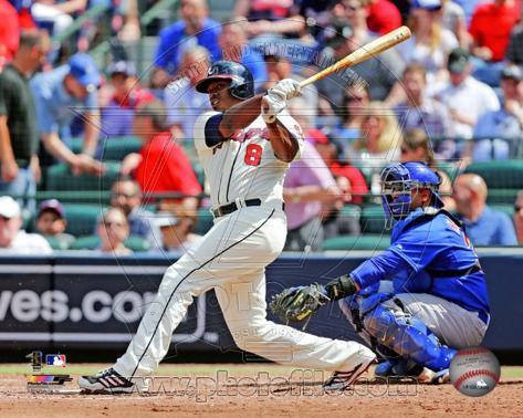 Atlanta Braves - Justin Upton Photo Photo