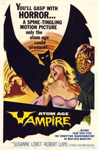 Atom Age Vampire Impressão original