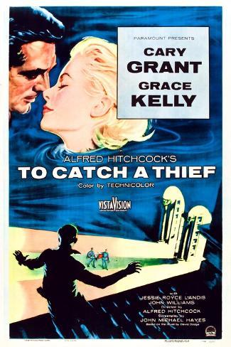 Atrapa a un ladrón Lámina