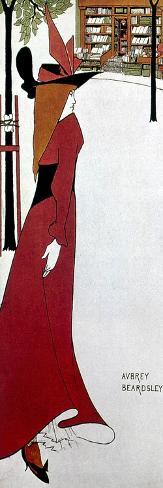 Beardsley: Poster Design Giclee Print