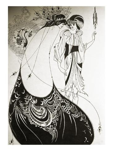 Salome Giclee Print
