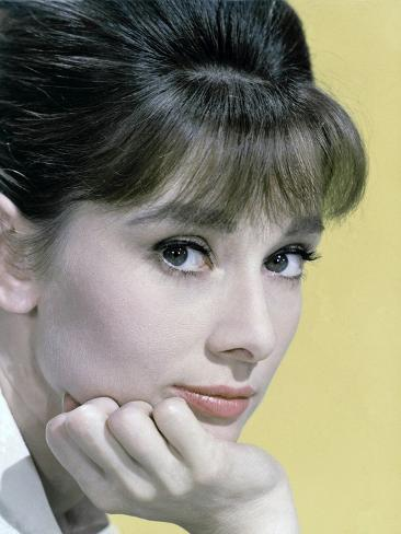 Audrey Hepburn Early 60's Photo