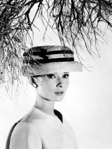 Audrey hepburn funny face 1957 directed by stanley - Laminas audrey hepburn ...