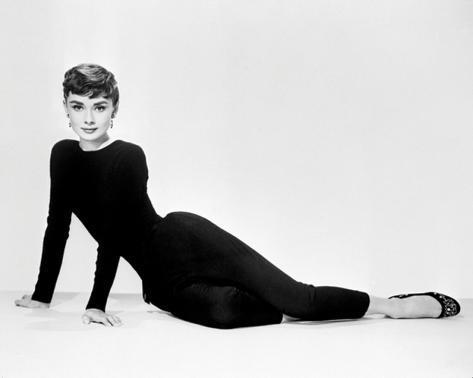 Audrey Hepburn - Sabrina Mini Poster