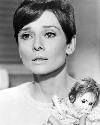Audrey Hepburn, Wait Until Dark (1967) Photo