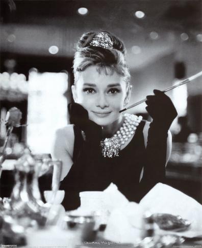 Audrey Hepburn Mini Poster