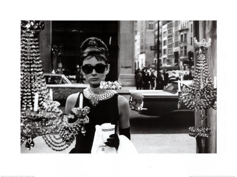 Audrey Hepburn Impressão artística