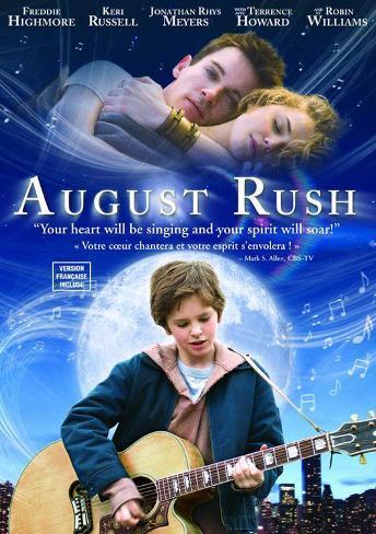 August Rush Masterprint