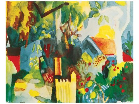 Landscape Premium Giclee Print
