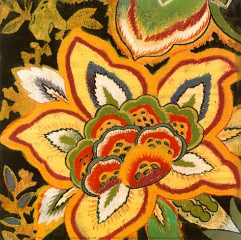 Bloem II Art Print