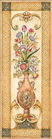 Eden's Botanical II Art Print