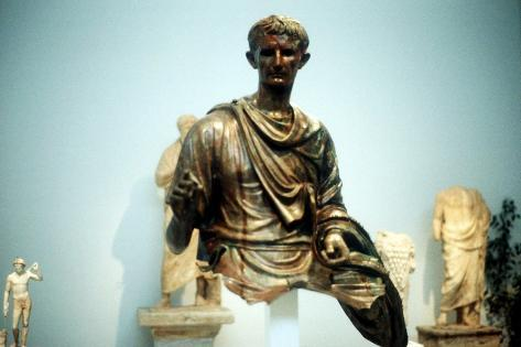 a biography of augustus gaius julius caesar octavianus a roman emperor The very first and longest-reigning (from 27 bc to 14 ad) emperor of the roman empire was also the grand-nephew and adopted son of gaius julius caesar and the rival of mark antony.