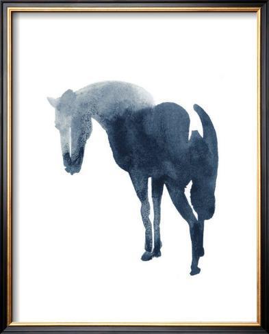 chinese horse prints by aurore de la morinerie at. Black Bedroom Furniture Sets. Home Design Ideas