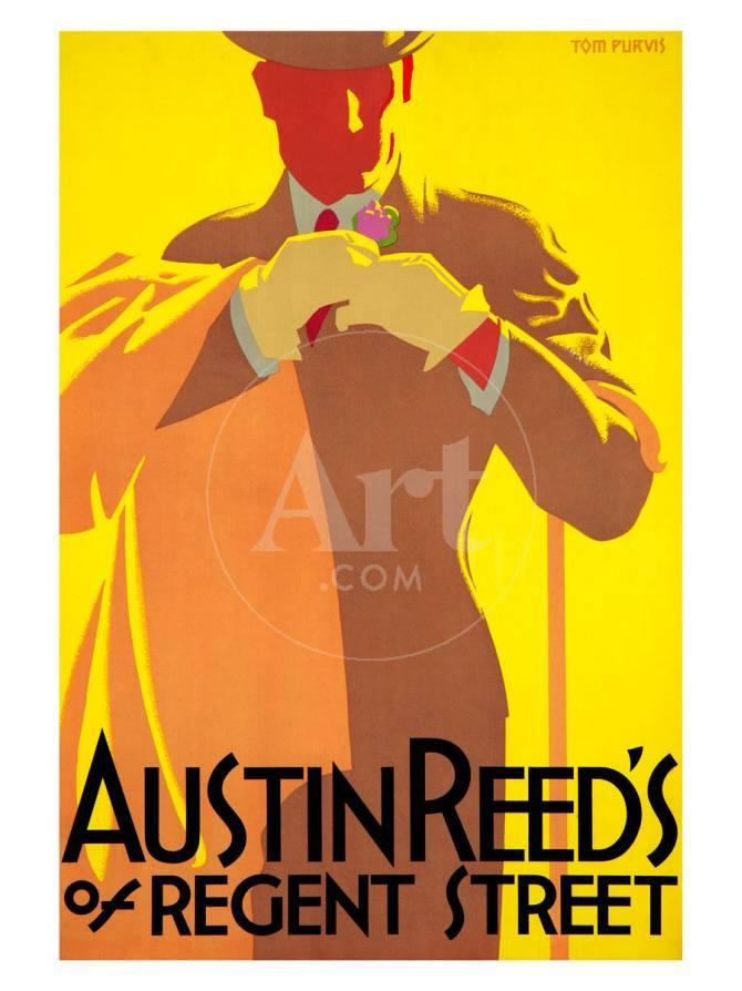 Austin Reed S Of Regent Street Giclee Print Allposters Com