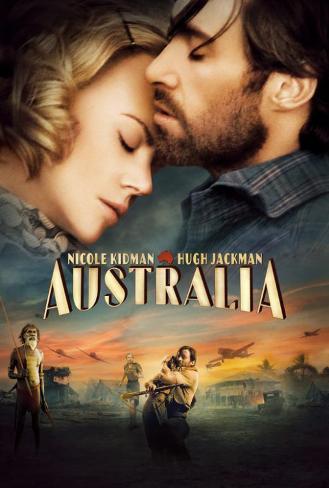 Austrália Pôster