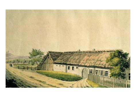 The Birthplace of Franz Joseph Haydn Giclee Print