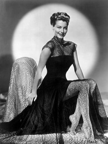 Ava Gardner, 1950 Photo