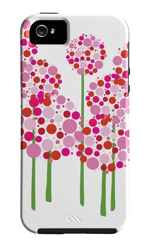 Pink Allium Funda de iPhone 5