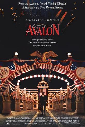 Avalon Impressão original