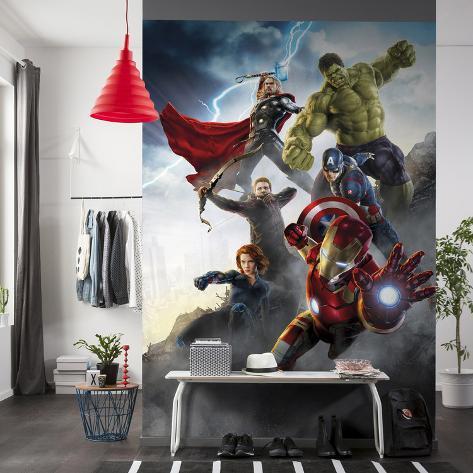 Avengers - Age of Ultron Carta da parati decorativa