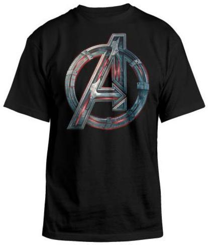 Avengers- Ultron Logo T-Shirt
