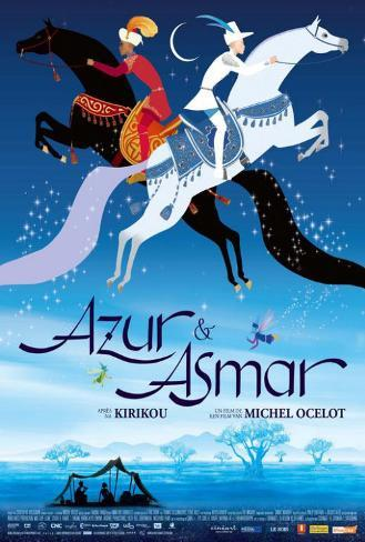 Azur Et Asmar - French Style Poster
