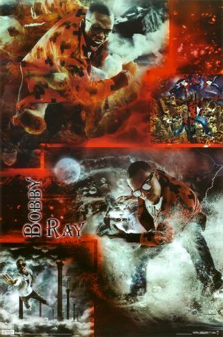 B.o.B. - Bobby Ray Poster