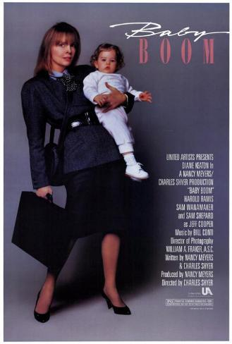Baby Boom Poster
