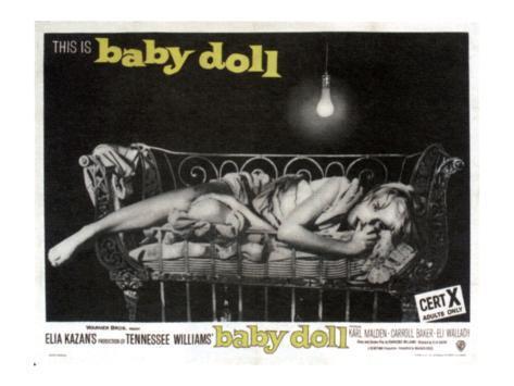 Baby Doll, Carroll Baker, 1956 Fotografia