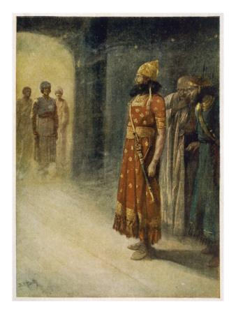 Babylonian Court Officials Shadrach Meshach And Abednego