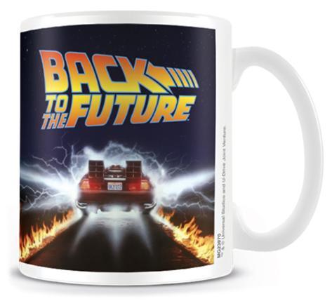 Back to the Future - Delorean Mug Mug