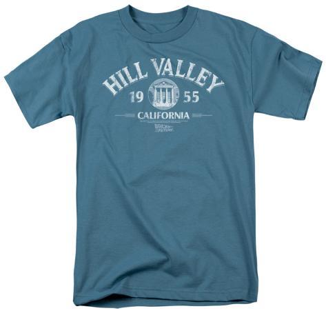 Back to the Future - Hill Valley 1955 T-Shirt
