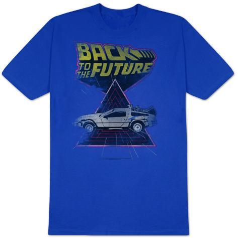 Back to the Future - Speed Demon T-Shirt