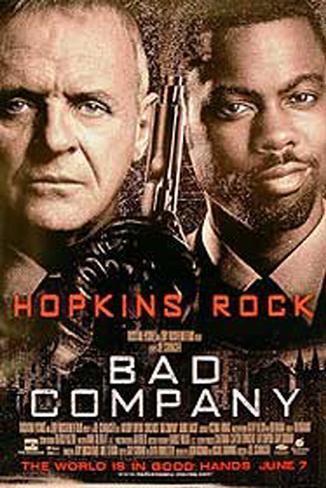 Bad Company Original Poster