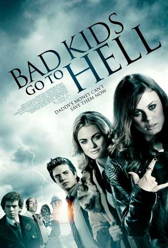 Bad Kids Go to Hell Movie Poster Masterprint