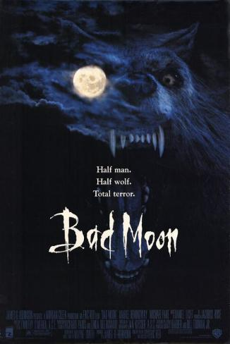 Bad Moon Masterprint