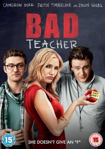 Bad Teacher Masterprint