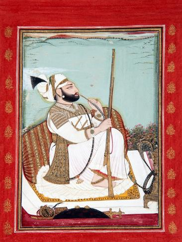 Rawat Gokul Das, 1807 Giclee Print
