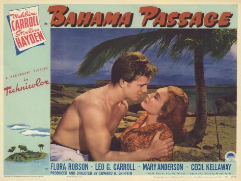 Bahama Passage, 1941 Impressão artística
