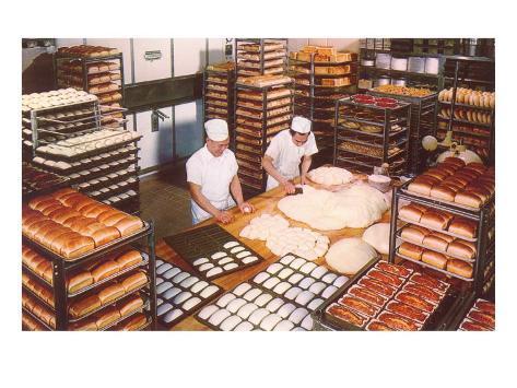 Bakery Taidevedos