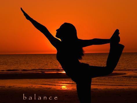 Balance Photo
