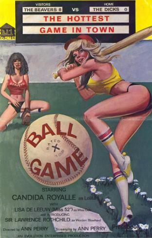 Ball Game Masterprint