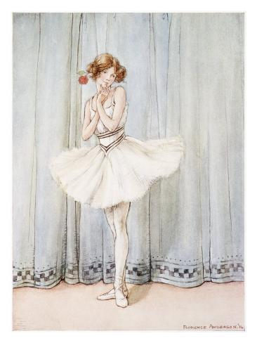 Ballarena Giclee Print