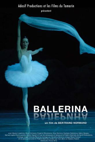 Ballerina - French Style Poster