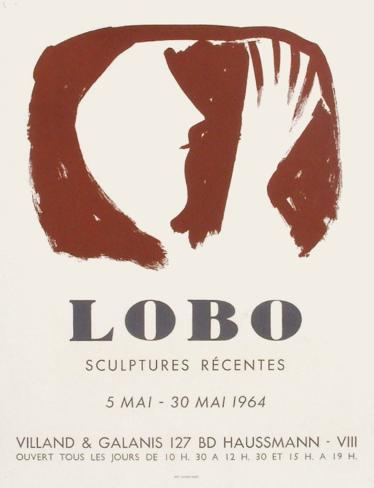 Expo 64 - Galerie Villand & Galanis Lámina coleccionable