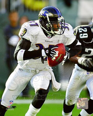 Baltimore Ravens - Deion Sanders Photo Photo