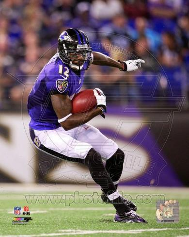 Baltimore Ravens - Jacoby Jones Photo Photo