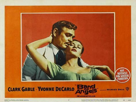 Band of Angels, 1957 Stampa artistica